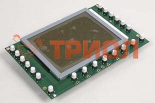 A1541022.05 DISPLAY 240X320 LED W. TESTED F38, FANCOM